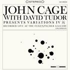 With David Tudor-Variations IV (LP) von john Cage (2016)
