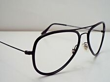 ea0da8b02 Authentic Ray-Ban RB 3513M 153/82 Black Aviator Sunglasses Frame $255