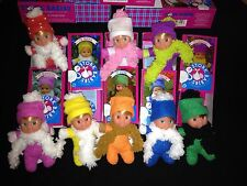 Stork babies Baby Matchbox Mini Bean Doll - Plus Free Gift!