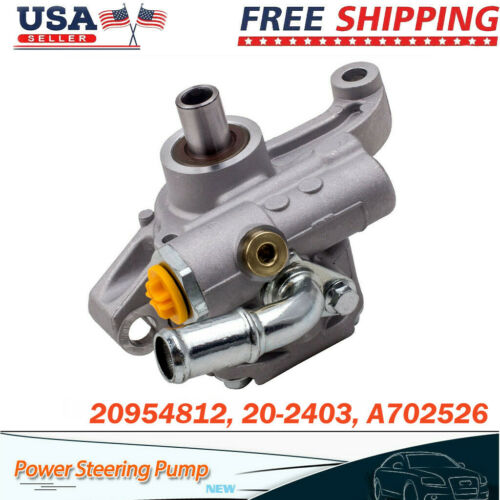 Fits For Chevy Chevrolet Power Steering Pump Equinox Saturn Vue GMC Acadia