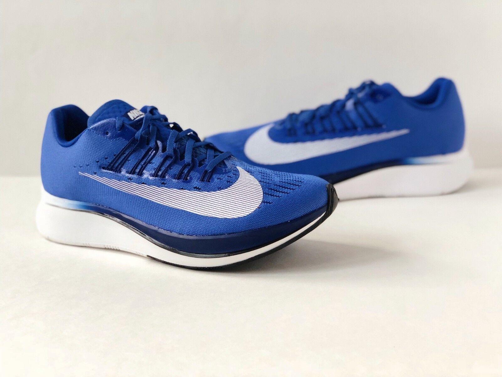 Nike zoom reale volare (sz 11,5] in bianco nero blu reale zoom libero sp 880848-411 2ccdad