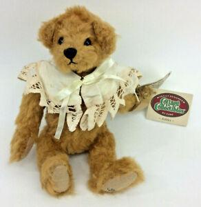 Ganz Cottage Collectibles Ashley Teddy Bear 9 Plush Stuffed Animal New Ebay