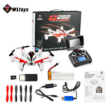 Wltoys Q282-G RC Airplane Drone Hexacopter w/ 2.0MP Camera 5.8G FPV RTF 6-Axis