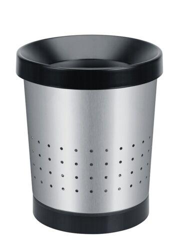 Brabantia Papierkorb aus Metall Abfalleimer 5 oder 11 Liter in 2 Ausführungen