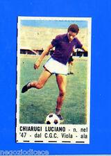CORRIERE DEI PICCOLI 1966-67 - Figurina-Sticker - CHIARUGI- FIORENTINA -New