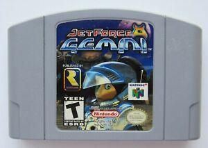 GOOD-Jet-Force-Gemini-Nintendo-64-N64-Retro-Video-Game-Super-Fun-FPS-Shooter