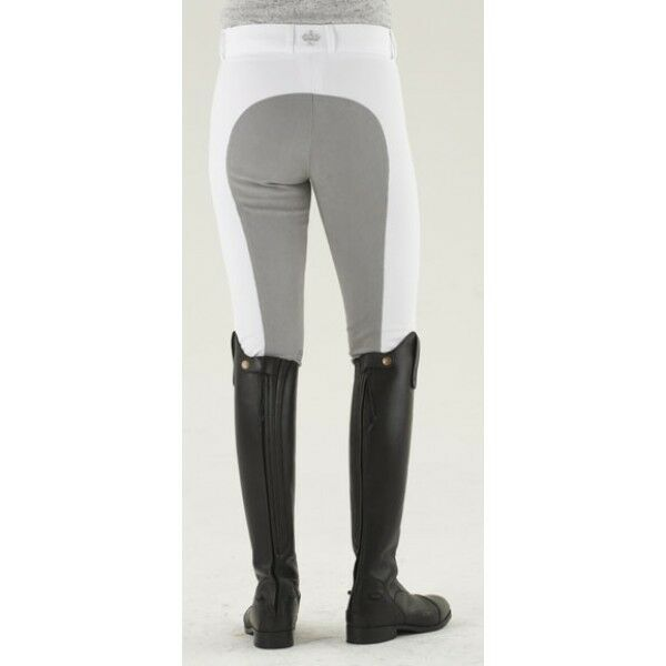 NEW Ovation  Celebrity Slim Secret EuroWeave DX Front Zip  Full Seat Breeches 40R  cheap store