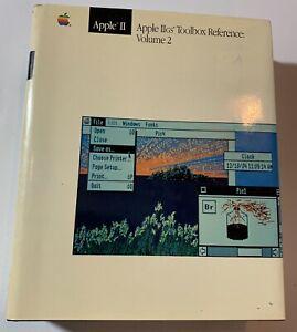 Essential-and-Vintage-Manual-Apple-IIGS-Toolbox-Reference-Volume-2