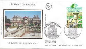 Intelligent 2003 - Enveloppe 1er Jour Fdc - N° 3607 - Jardin Du Luxembourg