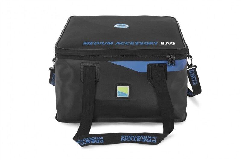 Preston Innovations World Champion  Medium Accessory Bag Coarse Match Fishing  hastened to see