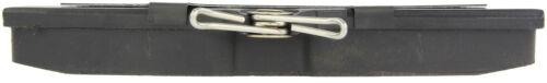 Disc Brake Pad Set Front Centric 105.06760