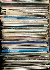 INSTANT STARTER RECORD COLLECTION 9 X 12? Vinyl - Jazz,rock,classic - Vintage