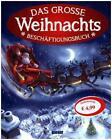 Weihnachts-Activity Buch (2015, Kunststoffeinband)