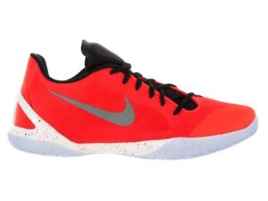 quality design 71f4b e8946 Image is loading NEW-NIKE-HYPERCHASE-PRM-BRIGHT-CRIMSON-METALLIC-SILVER-