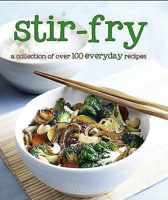"1 of 1 - ""AS NEW"" 100 Recipes - Stir-Fry, , Book"