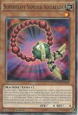 YU-GI-OH CARD: SUPERHEAVY SAMURAI SOULBEADS - MP15-EN200 - 1st EDITION