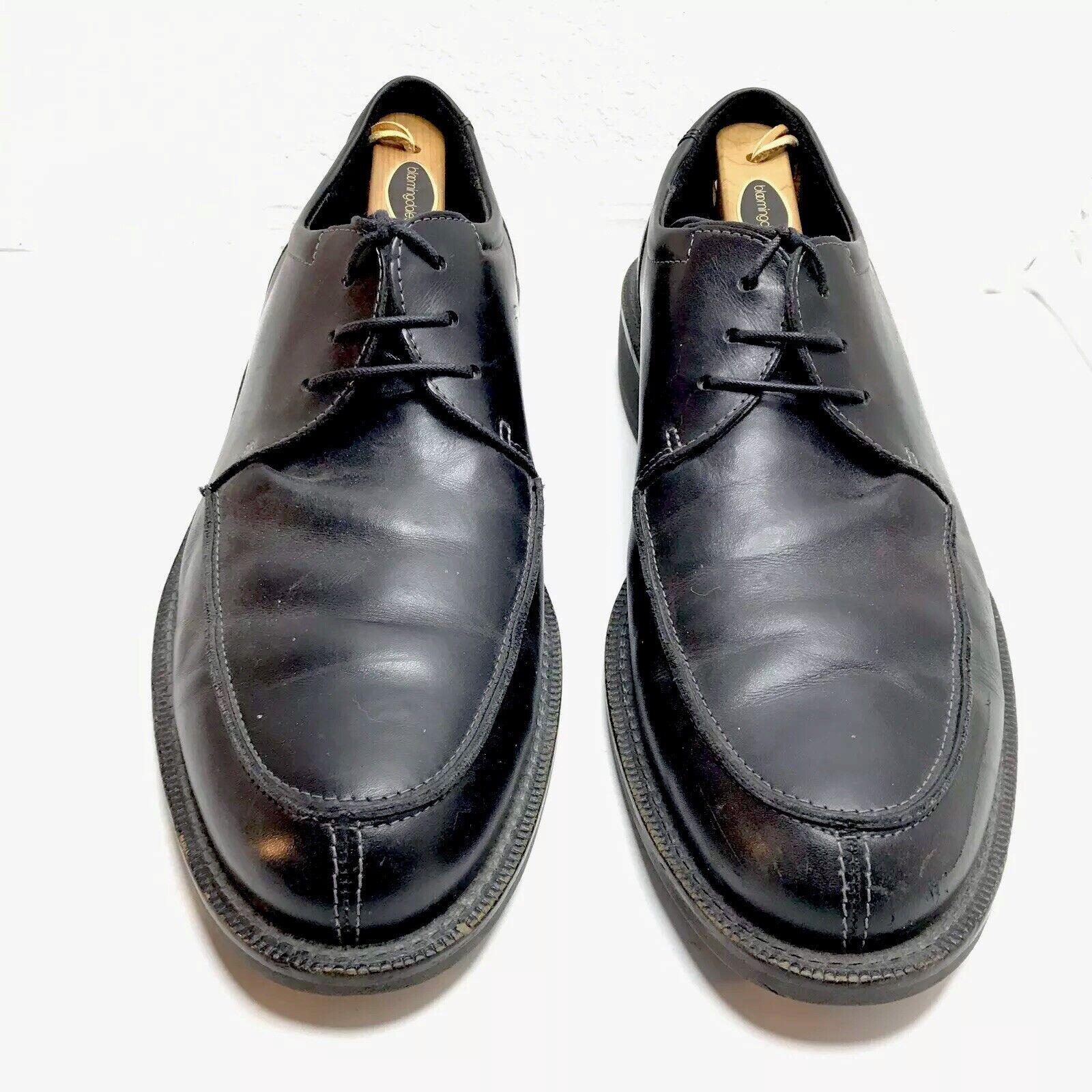 ECCO Oxford Comfort scarpe nero CMen's 45 11 11.5 12