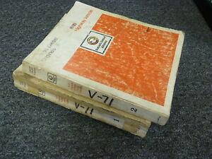 8v71 Detroit diesel engine Manual