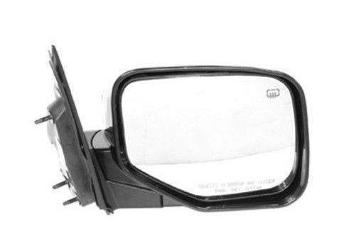 2006-2009 HONDA RIDGELINE POWER HEATED PAINT TO MATCH MIRROR RH PASSENGER
