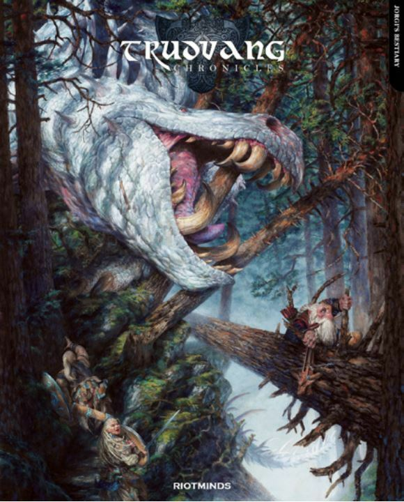 Trudvang Chronicles RPG - Jorgis Bestiary
