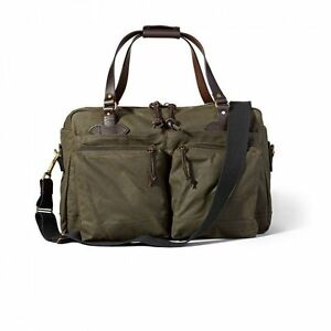 008ef28425 Filson 48-hour Duffle 70328 Tan Weekend Overnight Bag for sale ...