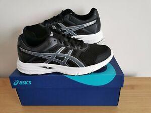 Details about ASICS Gel Excite 5 Black / Carbon / Silver Men's Trainers T7F3N-9097