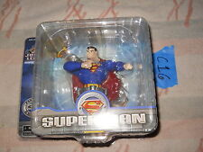C16_14 DC Direct Lot JLU JUSTICE LEAGUE ANIMATED SUPERMAN STATUE PAPERWEIGHT #3