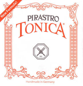 1 Set New Tonica Violin String Set E Ball End 4/4 Authentic Guaranteed!
