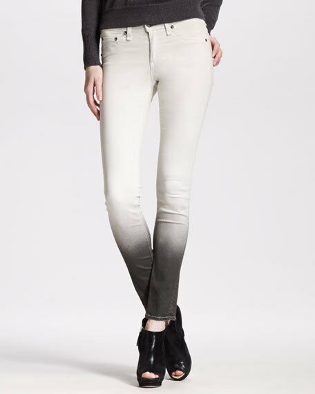 Rag & Bone Jeans WINTER OMBRE size 26