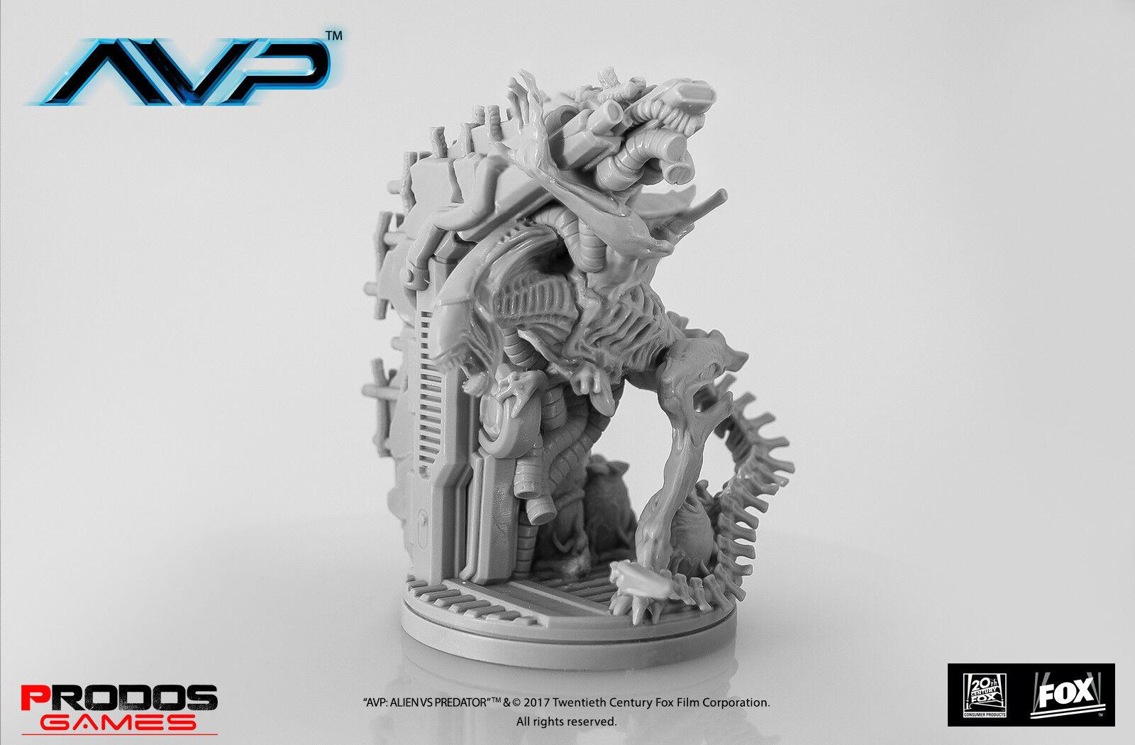 New Alien Vs Predator The Hunt Begins Alien Queen Unicast Expansion AVP UK