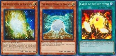 """Common /""""Cards of the Red Stone/"""" LDK2-ENJ25 YUGIOH! Near Mint 2.Ed!"""