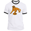 British Columbia Throwback Lion CFL Football Logo Retro T-shirt