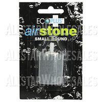 Ecoplus Small Round Air Stone Diffuser - Hydroponics Eco Plus Aquarium Cylinder Garden