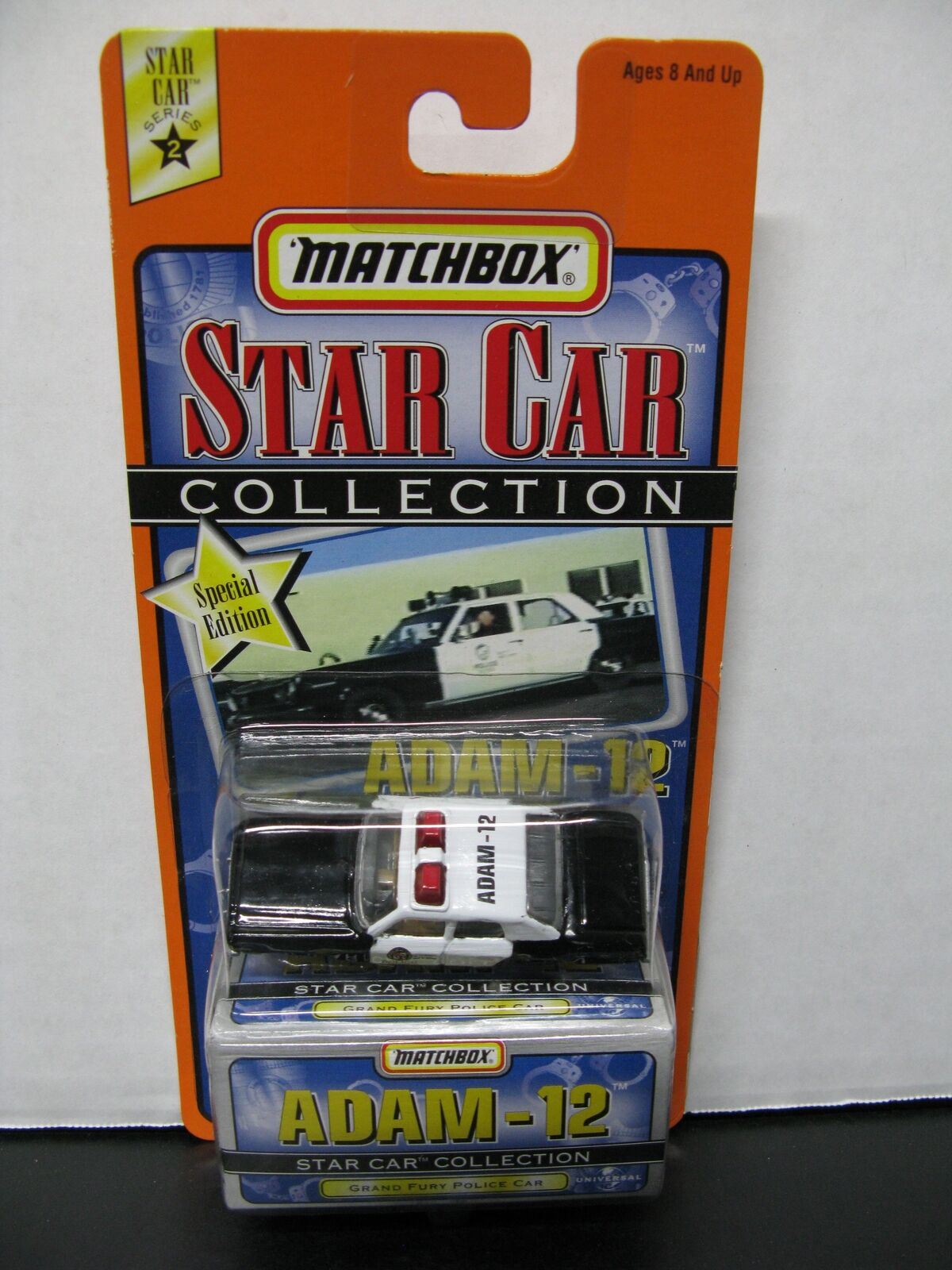 Matchbox Star Coche Colección Adam - 12