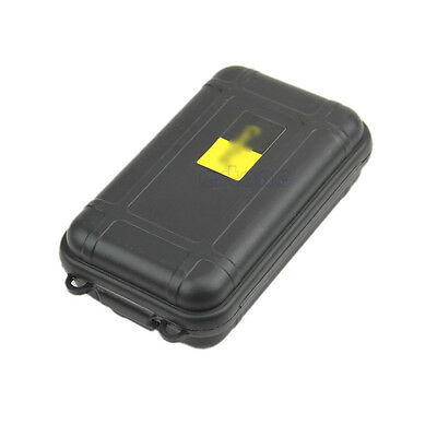 Waterproof Shockproof Outdoor Airtight Survival Container Storage Carry Case Box