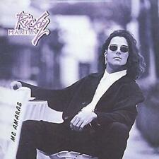 Audio CD - RICKY MARTIN - Me Amaras - Like New USED (LN) WORLDWIDE
