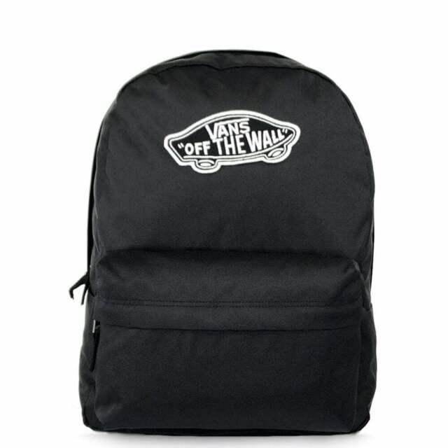 VANS VA3UI6BLK 22L 42cm Casual Backpack Black