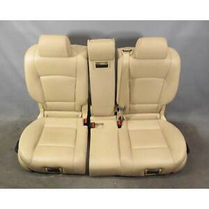 bbad61cd8ce9 2010-2013 BMW F07 5-Series Gran Turismo GT Rear Seat Assembly Beige ...