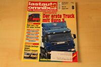 71682) Scania P 114 LA 340 - MAN Lion´s Star - Lastauto Omnibus 08/1999