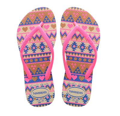 Hollywood Pink 13C//1Y Havaianas Kids Top Flip Flop Sandals