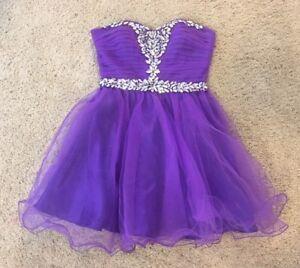 Debs Short Dresses Mini
