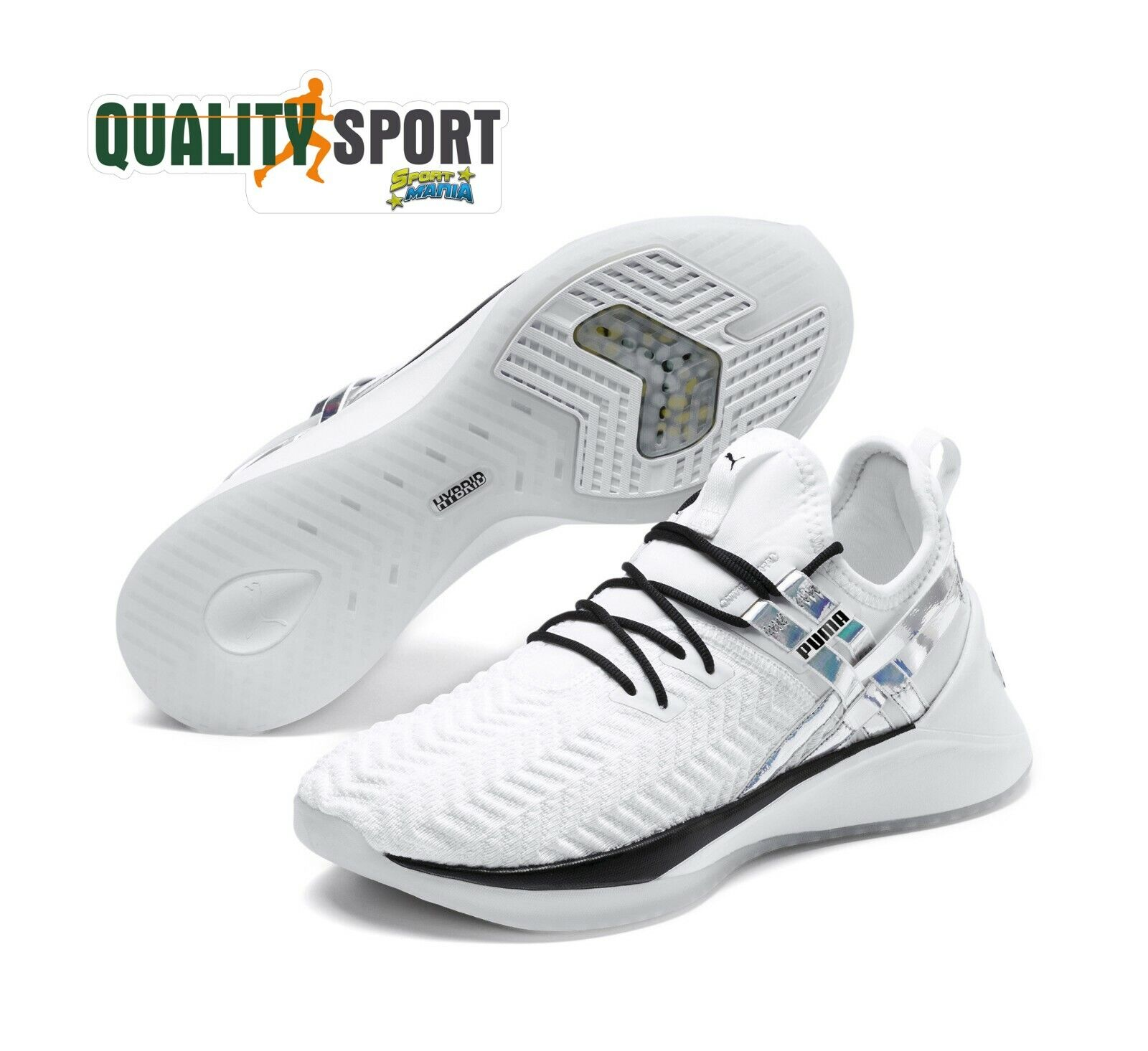 Puma Jaab XT Bianco Adriana Lima shoes women Sportive Sneakers 192240 02 2019
