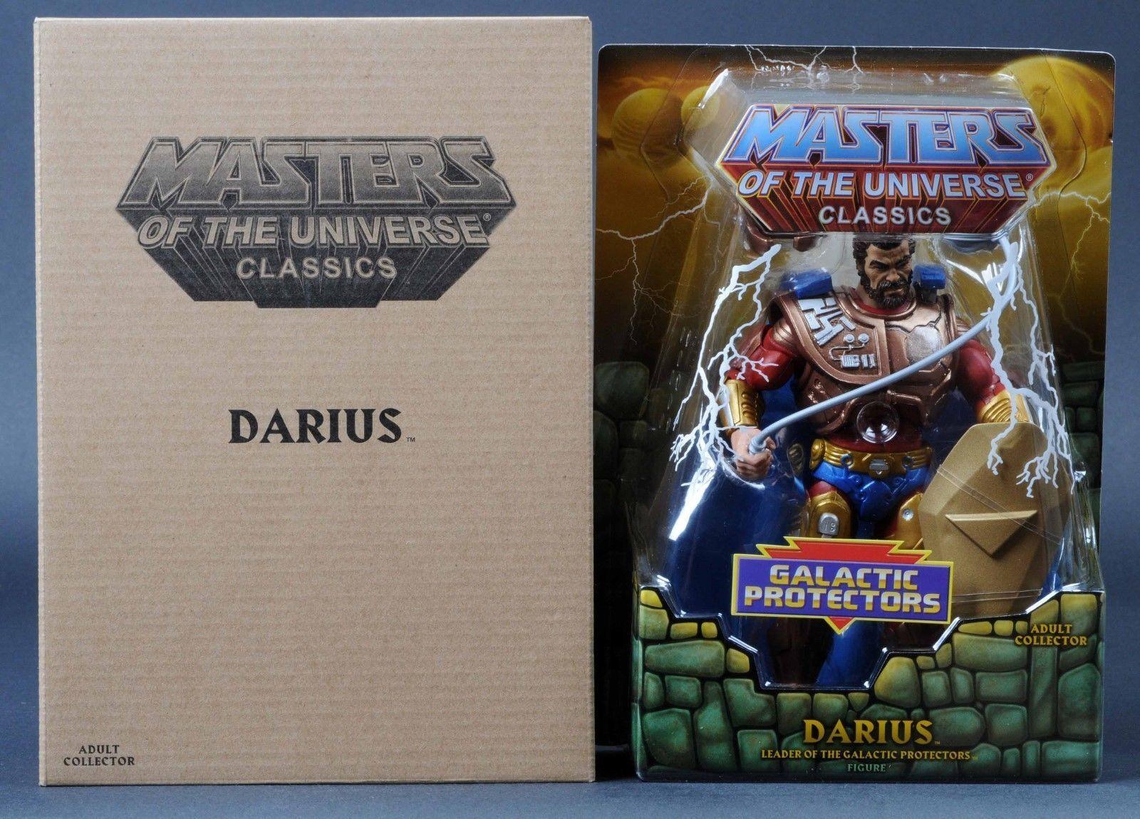 2016 MOTU Darius MOTUC Masters of the Universe Classics Collector's Choice MOC