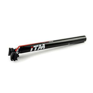 ITM R Triango Carbon Seatpost 31.6mm Black