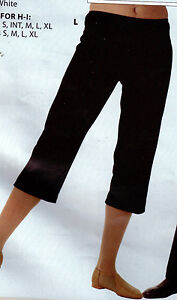 NEW 50/'s STYLE side vent CAPRI DANCE PANTS WHITE LIME CHILD ADULT Wolff Fording
