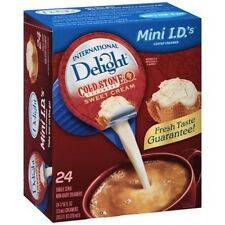 2 packs -  International Delight COLDSTONE SWEET CREAM Coffee Creamer