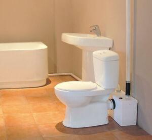 Wc bacino sink bagno macerazione scarico pompa acqua rimozione sp100 ebay - Scarico acqua bagno ...