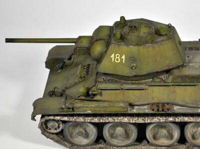 eduard 35359 1//35 Armor T34//76 Model 1943//ChTZ for Tamiya