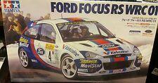 1/24 Ford Focus RS WRC 01 Tamiya#24241 NEW