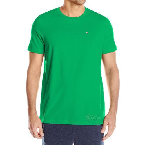 NWT Tommy Hilfiger 100/% Cotton Basic Flag Tee Top Short Sleeve T-Shirt Size L-XL